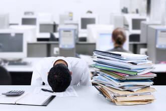 تبعیت در کار